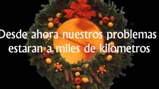 Coldplay Have Yourself A Merry Little Christmas Sub. Español