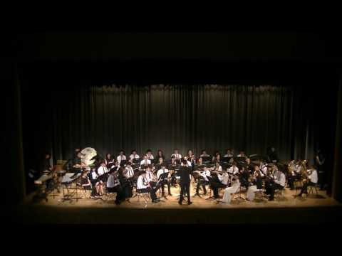 Armenian Dance Part I by TWGHs Wong Fut Nam College HOMECOMING CONCERT 2016 Alumni Band