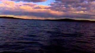 Inarijärvi, Sammakkoselkä