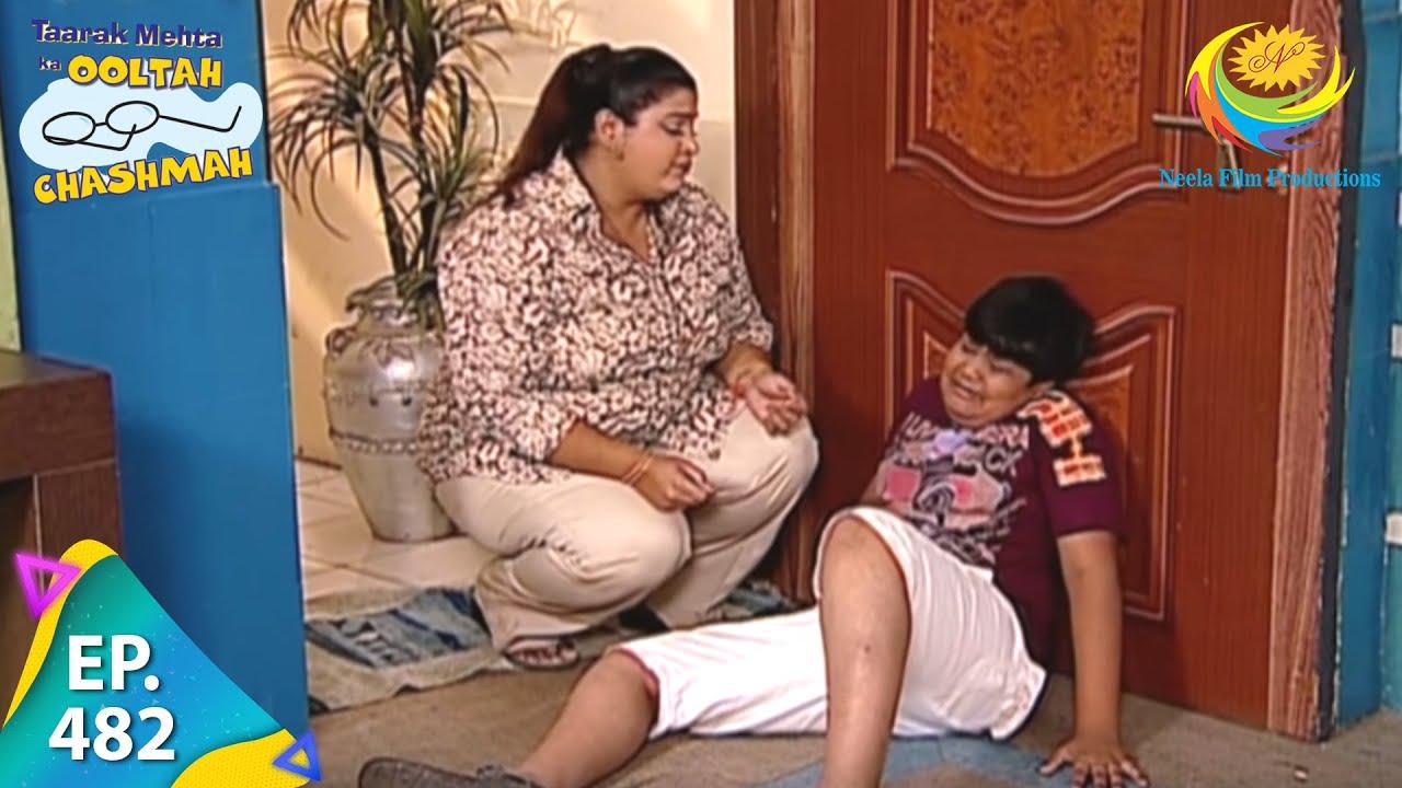 Download Taarak Mehta Ka Ooltah Chashmah - Episode 482 - Full Episode