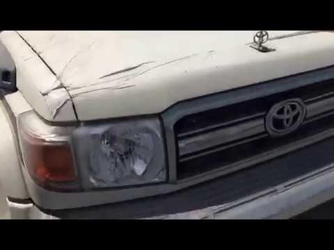 Охотник  Toyota Land Cruiser 76 дизель 4.2L от Мега Авто