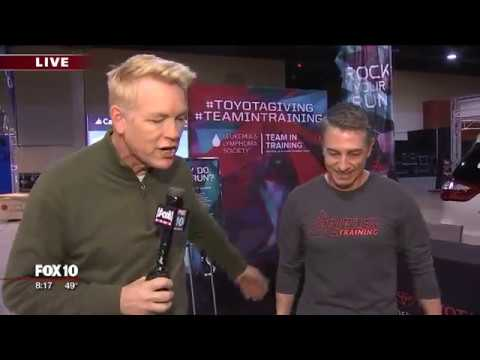 Cory's Corner: Health and Fitness Expo at Phoenix Convention Center