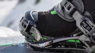 HEAD 2015-16 Snowboard Product Videos - NX One and RX One Snowboard Bindings