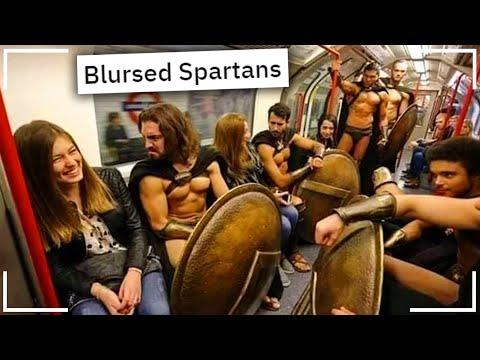 R/blursedimages   THIS IS SPARTA