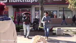 Латинская сальса в Бресте Street Music Song Dance