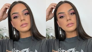 GRWM for a night out (literally such a catfish x)