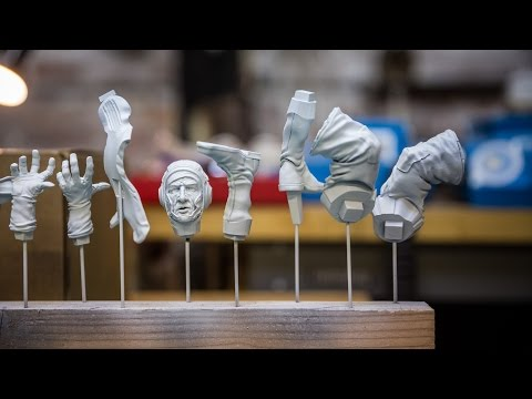 Adam Savage's One Day Builds: Cosmonaut Model Kit