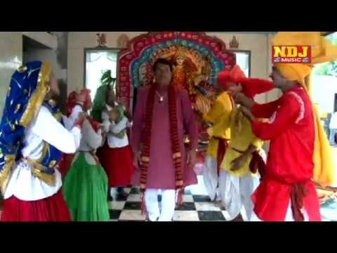 New Haryanvi Mata Rani Bhajan / Kaisa Sunder Bhavan Banaya / By Ndj Music