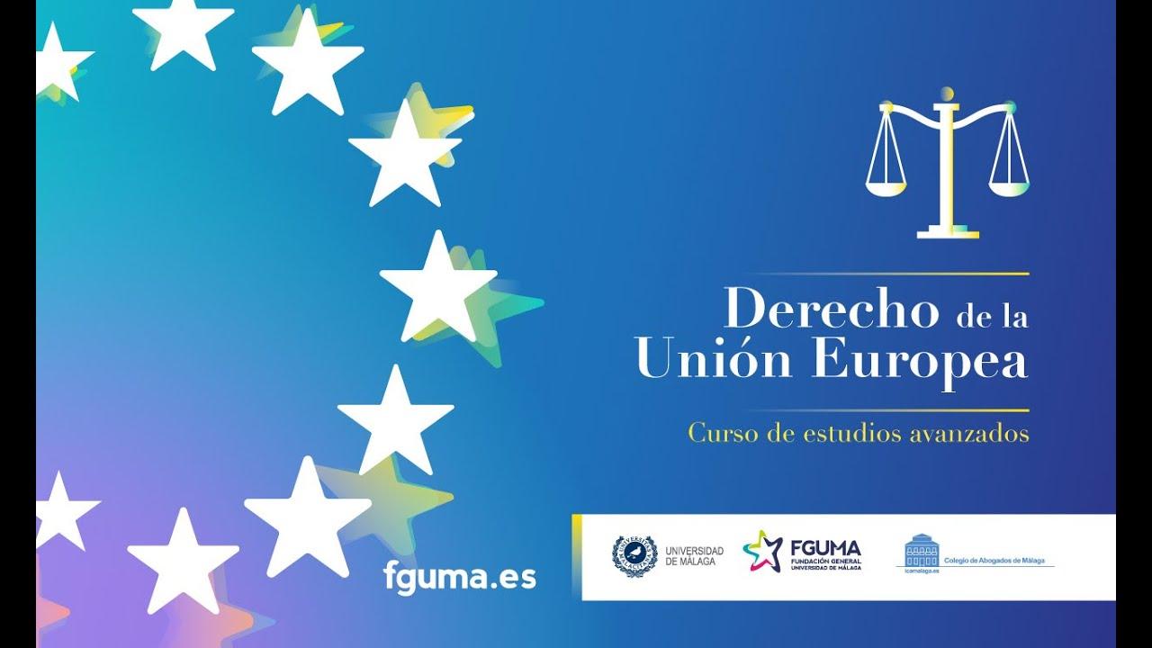 Derecho De La Unión Europea Fguma
