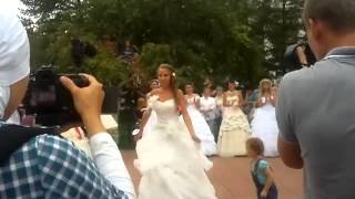 Vlog - парад невест ! г.Лениногорск
