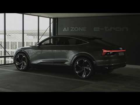 AUDI PRESS: Audi Elaine concept car – highly automated at level 4