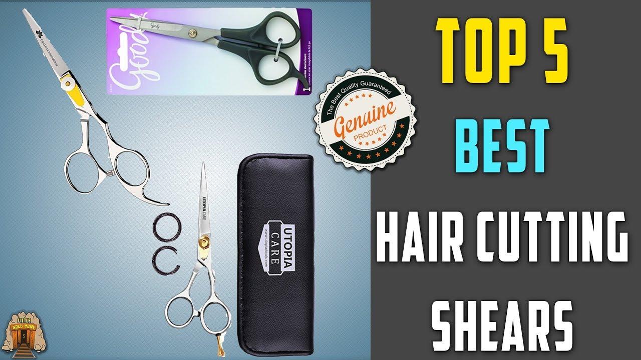 Top 11 Best Hair Cutting Shears in 11