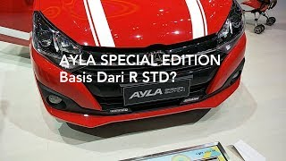 Daihatsu Ayla 1.2 R A/T Special Edition - #GIIAS2018