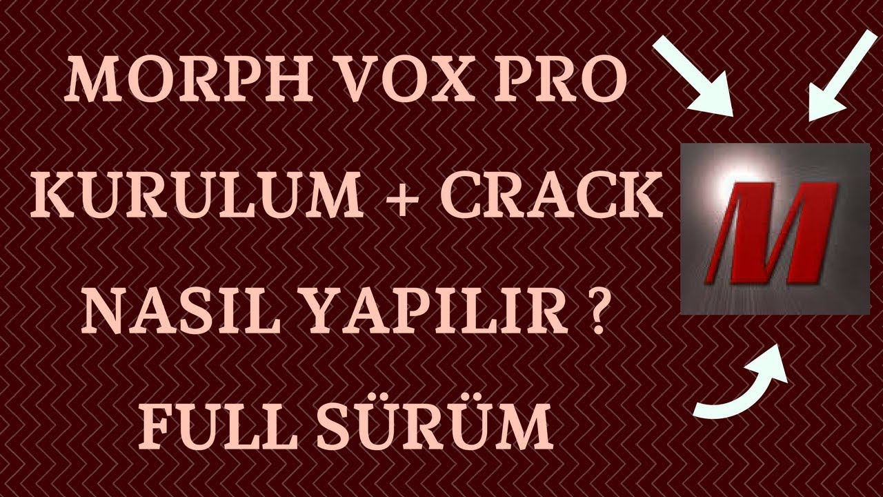 MorphVOX Pro Crack 2018 Archives
