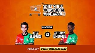 HALVE FINALE | Schiet 'm in de Voetbalshop.nl winkelwagen