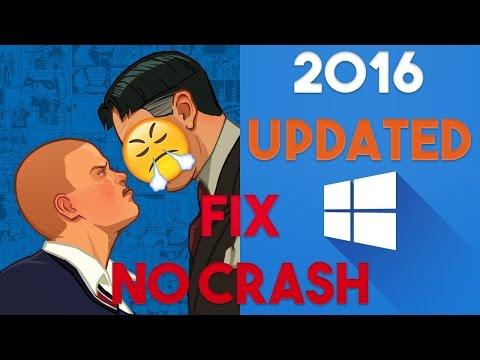 Bully: Scholarship Edition CRASH FIX / PATCH ERROR 1628 FIX / WINDOWS 10 FIX / 8.1 / 7