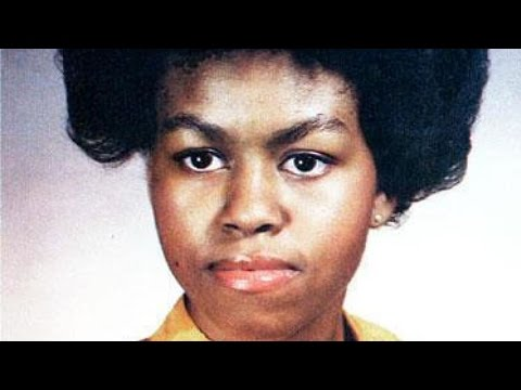 The Stunning Transformation Of Michelle Obama