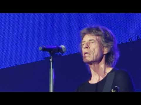 The Rolling Stones - She's A Rainbow - U Arena Paris 25/10/2017