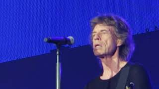 The Rolling Stones - She's A Rainbow - U Arena Paris 25/10/2017