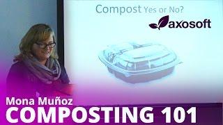 Composting 101 by Mona Muñoz
