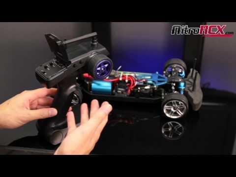 NitroRCX RC Guide: Throttle Range Programming for your RC Cars