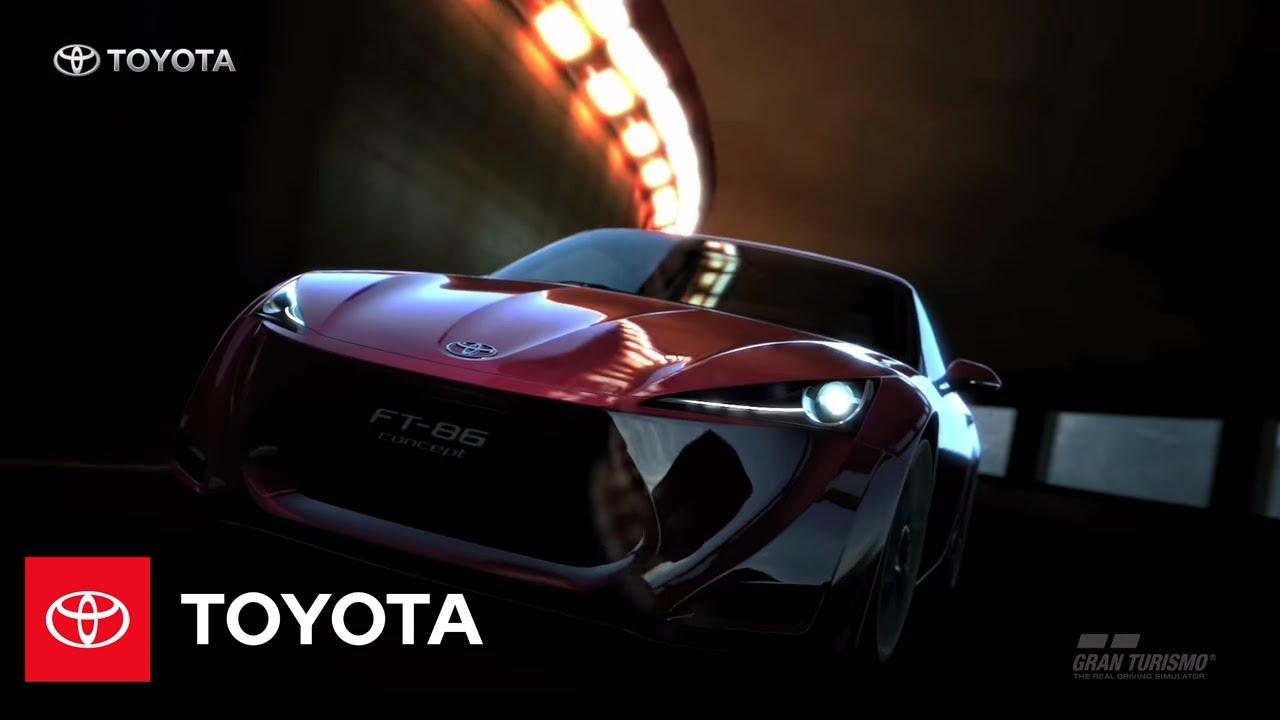 FT-86 Concept Vehicle | Toyota