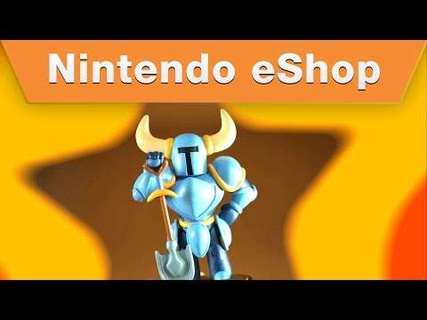Shovel Knight – amiibo Reveal Trailer (feat. Game Grumps)