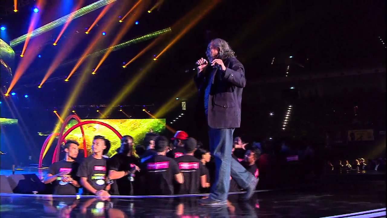 Download Anugerah MeleTOP Era 2015 - Persembahan Hazama & Ramli Sarip 'Teratai' & 'Kamelia'