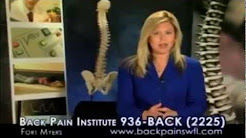 Back Pain Institute of Ft. Myers | Chiropractors in Fort Myers Florida