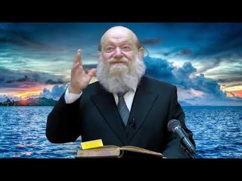 הסוד לחיי אושר ושלווה - פרשת ויחי - הרצאה מדהימה!!! של הרב יוסף בן פורת חובה לצפות!