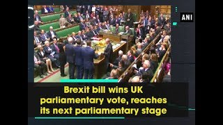 Brexit bill wins UK parliamentary vote, reaches its next parliamentary stage - United Kingdom News