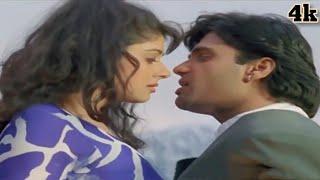 Husna Tumhara Kya Lagta Hai Full Video Song | Bhai | Sunil Shetty, Pooja Batra, Dance Song Super Hit