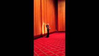 Madonna's Full Speech at the W.E Premiere Ziegfeld Theatre NYC Mon Jan 23rd 2012 1080HD