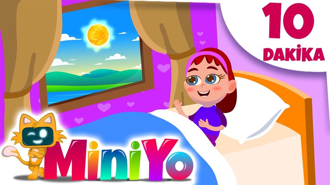 Günaydın Şarkısı + Daha Fazla Çocuk Şarkısı   Miniyo