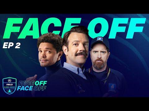 Team Ted Lasso vs Team Trevor Noah | FIFA FACE OFF: Episode 2