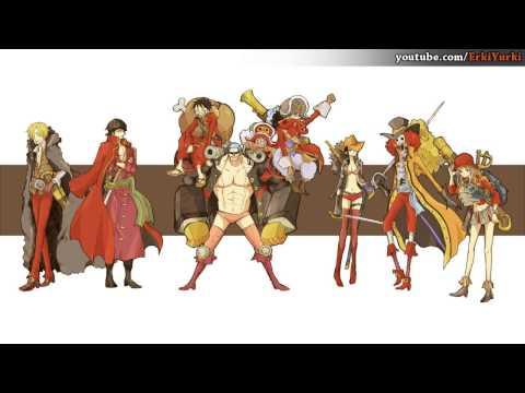 One Piece Film Z OST - Zeal [Track 01] (HD)
