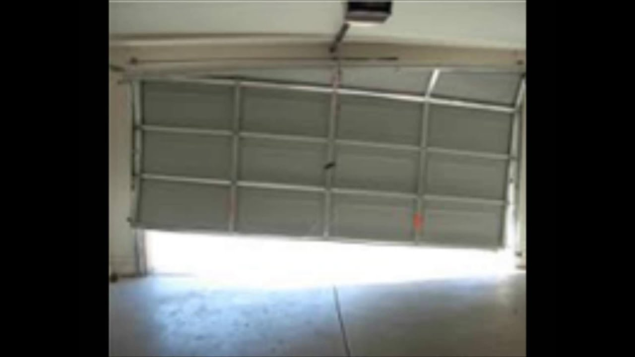 best a garage fix that door came f track home ideas image to off how outstanding