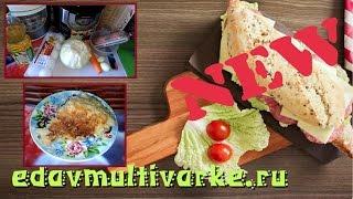 Как приготовить в мультиварке самую вкусную запеканку из капусты и фарша #edavmultivarke