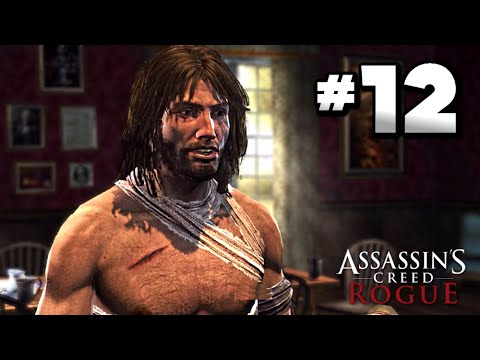 Assassin's Creed Rogue · Gameplay Walkthrough Part 12 · Mission: The Color of Right · 100% Sync