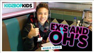 KIDZ BOP Kids - Ex's And Oh's (Behind The Scenes Official Video) [KIDZ BOP 31]