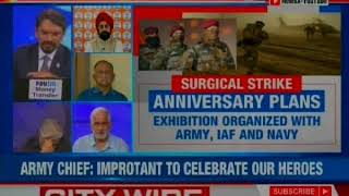 Army Chief Bipin Rawat on Surgical Strike Day controversy, says important to celebrate our heroes