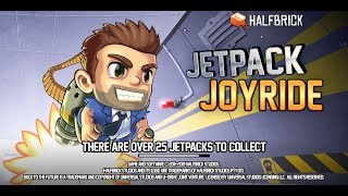 Jetpack joyride mobile game