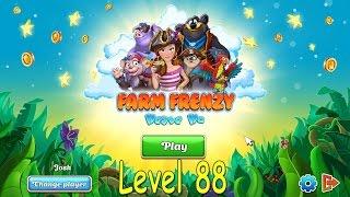 Farm Frenzy Heave Ho Gold Playthrough Guide –Bonus Level 88