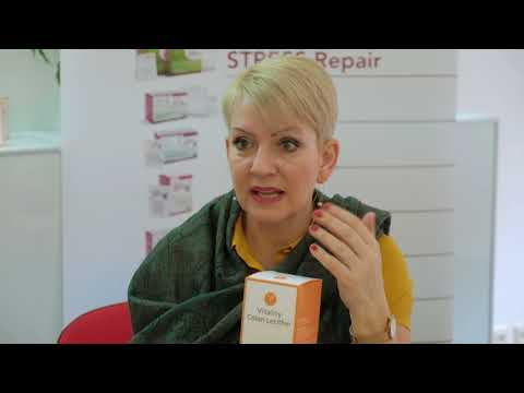 Celebrity makeover by Boris Kosmač - gošća Ankica Dobrić - Vitality international products