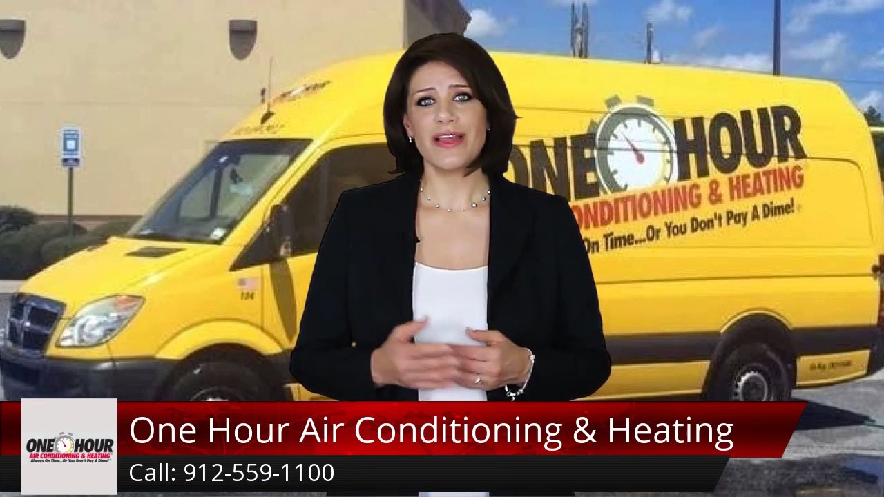 One Hour Air Conditioning Heat Jesup GA 5 Star Review