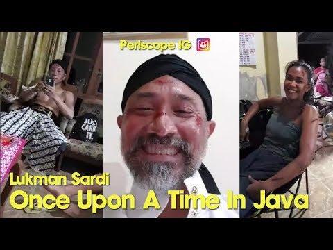 "Lukman Sardi & Adinia Wirasti Film ""Once Upon A Time in Java"""