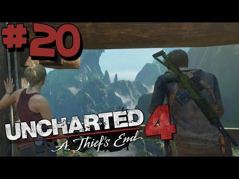 Uncharted 4 Walkthrough Part 20 HD - NO LONGER ALONE