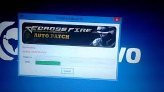Resolvendo Erro REZ.017 Crossfire al