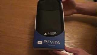 PS Vita Official 4Gamers Travel Case (PS Vita)