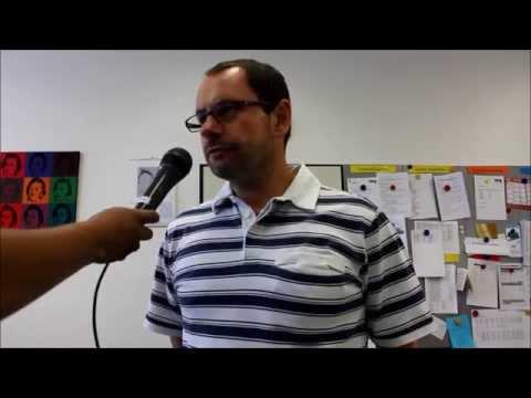 Interview mit Leo Gielkens, Heinrich-Heine-Gesamtschule Aachen